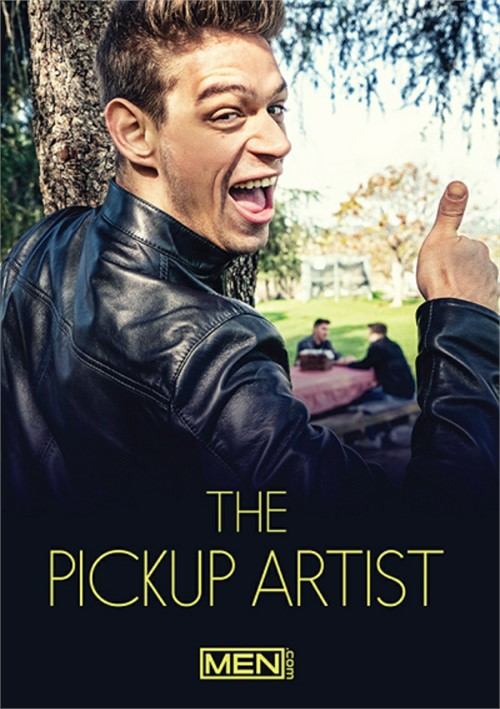 The Pickup Artist Cover Front