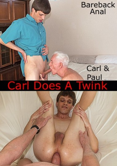Carl Does a Twink Boxcover