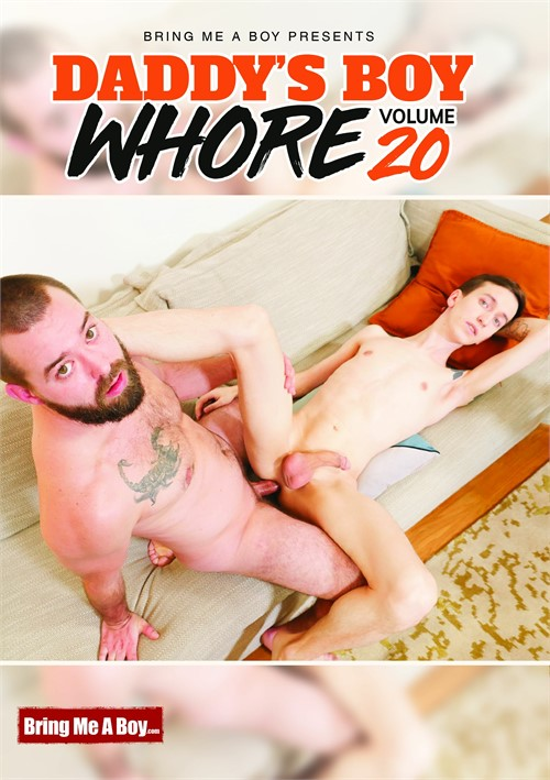 Daddy's Boy Whore 20 Boxcover