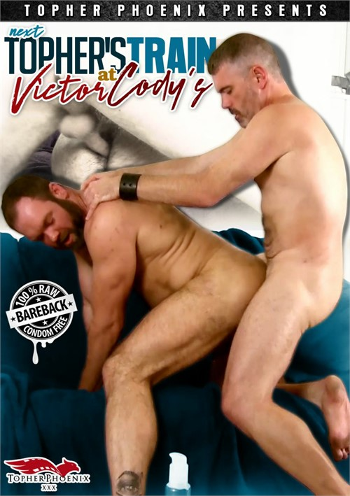 Next - Topher's Train at Victor Cody's Boxcover