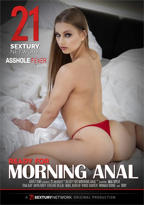 Ready For Morning Anal