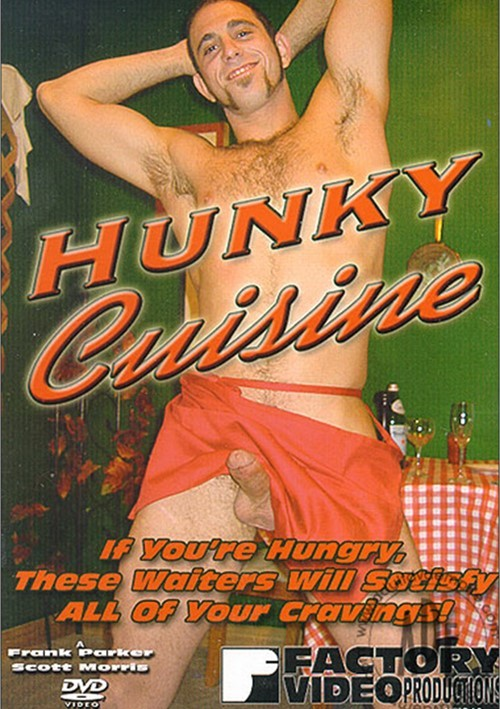 Hunky Cuisine Boxcover