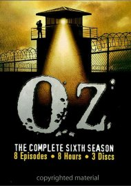 Oz: The Complete Sixth Season