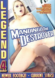 Mandingo the Destroyer Porn Video