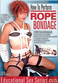 How To Perform Rope Bondage Porn Video