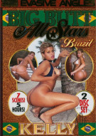 Big Butt All Stars Brazil: Kelly Porn Video