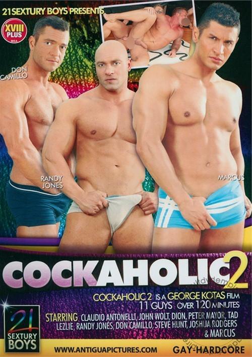 Cockaholic 2 Boxcover