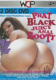 Phat Black Juicy Anal Booty image