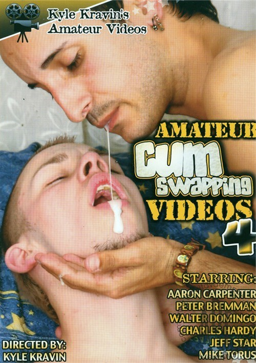 Kyle Kravin's Amateur Cumswapping Videos 4 Boxcover