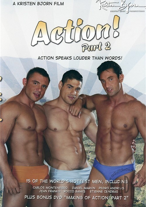 Action Part 2 Cover Front