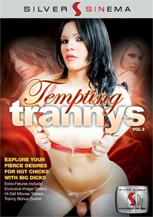 Tempting trannys movie porn clip