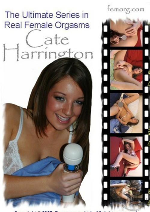 Femorg: Cate Harrington