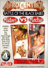 Battle of the Black Babes: Midori VS. Mocha Porn Video