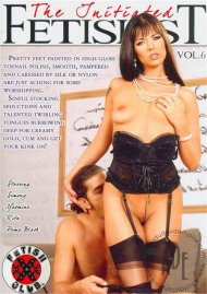Initiated Fetishist Vol. 6, The Porn Movie