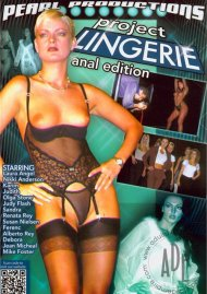 Project Lingerie: Anal Edition Porn Video