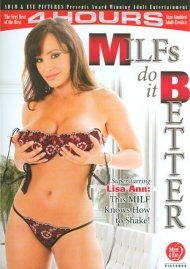 MILFs Do It Better Porn Video