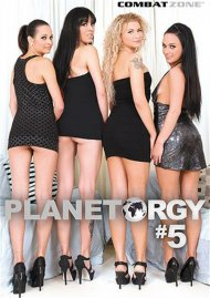 Planet Orgy #5 image