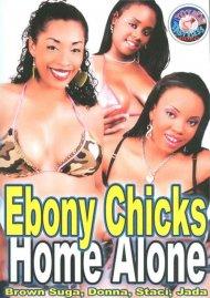 Ebony Chicks Home Alone Porn Video