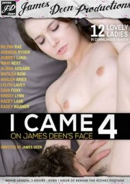 I Came On James Deen's Face 4 Porn Video