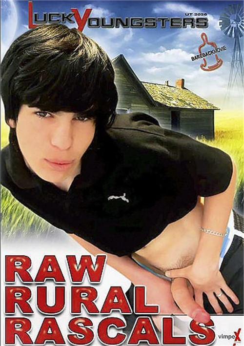 Raw Rural Rascals Boxcover