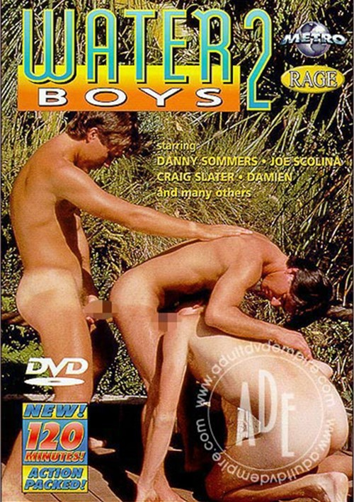 Water Boys 2 Boxcover
