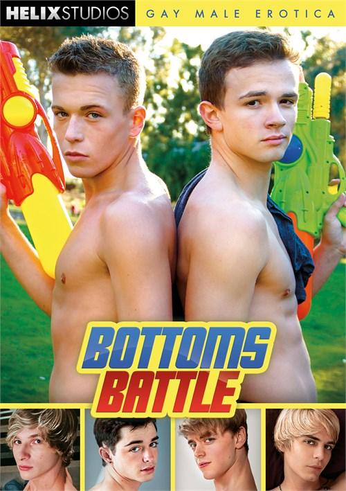 Bottoms Battle Cover Front