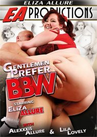 Gentlemen Prefer BBW Porn Video