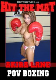 Akira Lane POV Boxing Porn Video