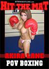 Akira Lane POV Boxing Boxcover
