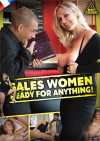 Sales Women Ready for Anything Boxcover