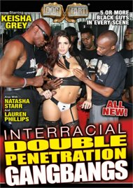 Interracial Double Penetration Gangbangs image