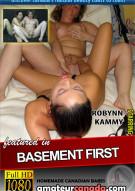 Basement First Porn Video