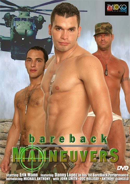 Bareback Manneuvers Boxcover
