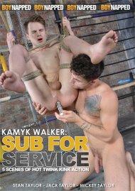 Kamyk Walker: Sub for Service