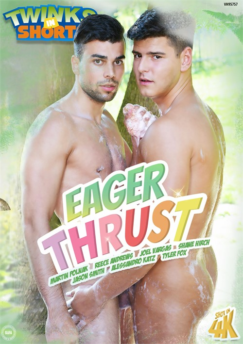 Eager Thrust Boxcover