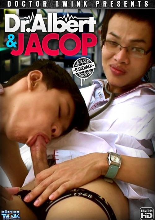 Dr. Albert & Jacop Boxcover