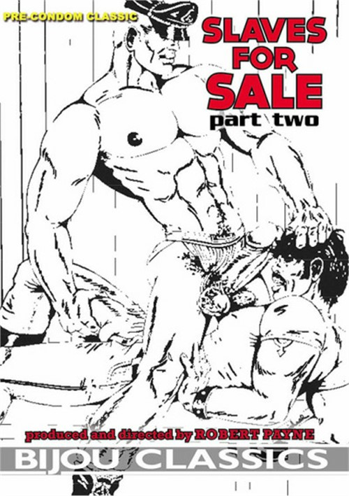 Slaves For Sale Part 2 Boxcover