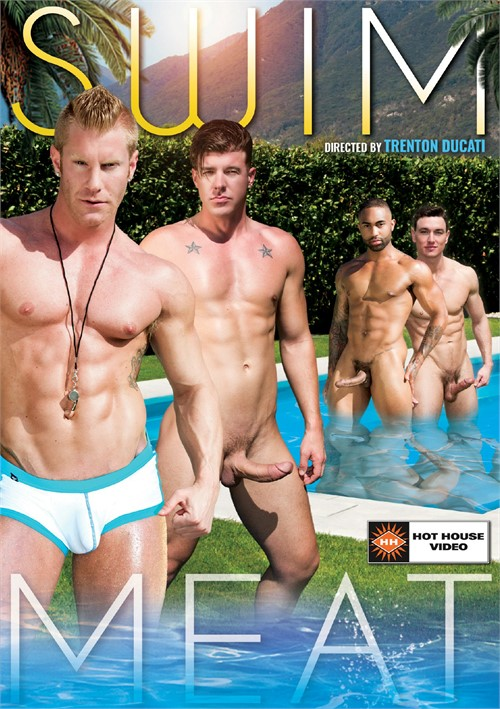Swim Meat Cover Front