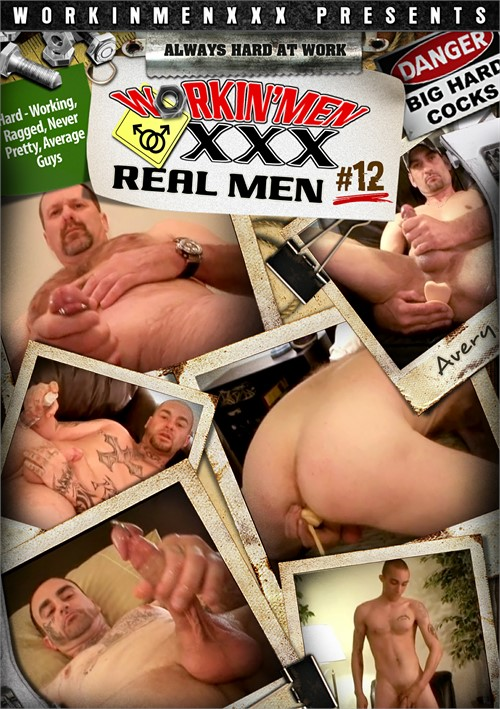 Real Men 12 Boxcover
