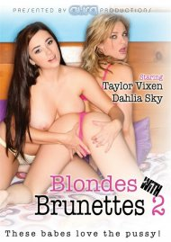 Blondes With Brunettes 2 Porn Video