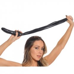 Bizarre Leather: Dildo Flogger Sex Toy