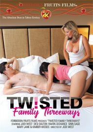 Twisted Family Threeways porn video from Forbidden Fruits Films!