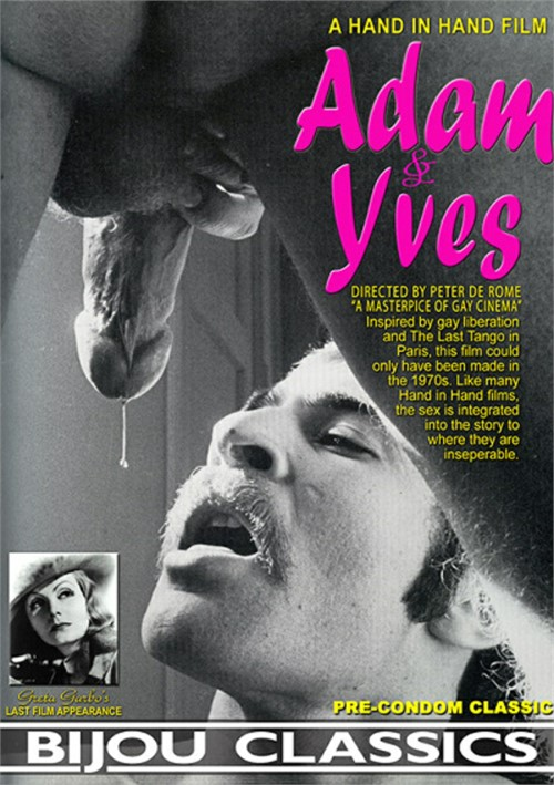 Adam And Yves Cover Front