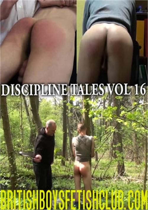 Discipline Tales Vol 16 Boxcover