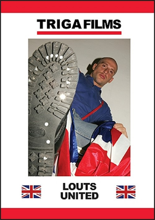 Louts United Front Cover