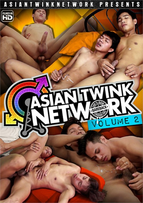 Asian Twink Network Vol. 2 Boxcover