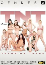 TNT: Trans On Trans porn video from Gender X.