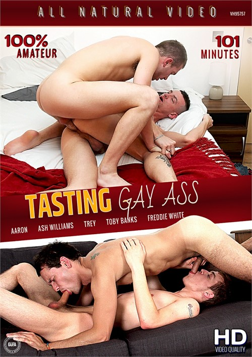 Tasting Gay Ass Boxcover