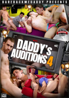 Daddy's Auditions 4 Boxcover