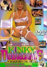 Kinky Debutante Interviews Vol. 3 Porn Video